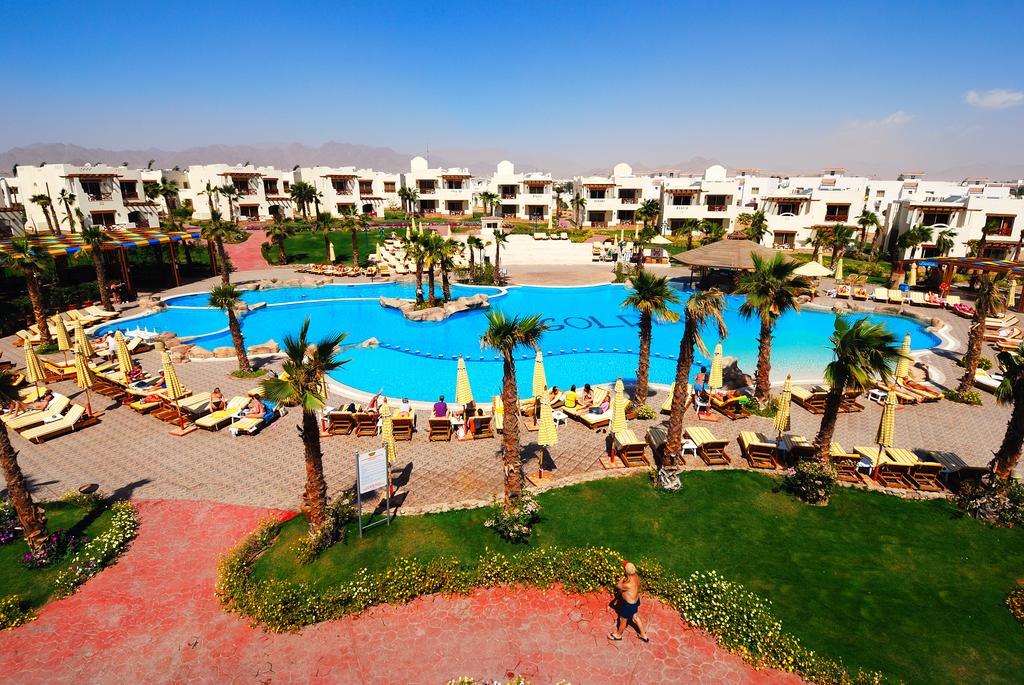 GOLDEN SHARM HOTEL 4* Египет